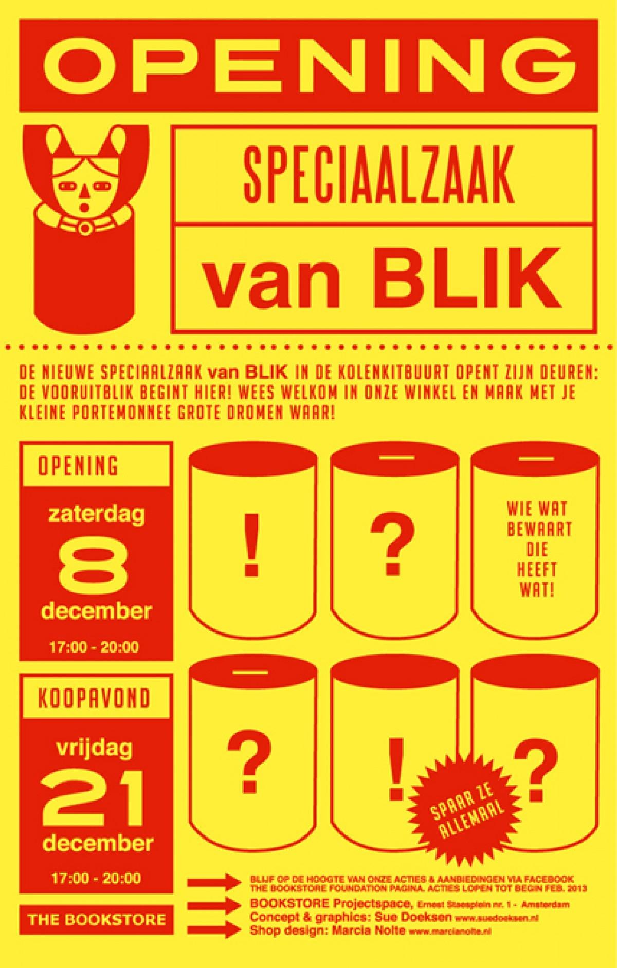 VAN BLIK