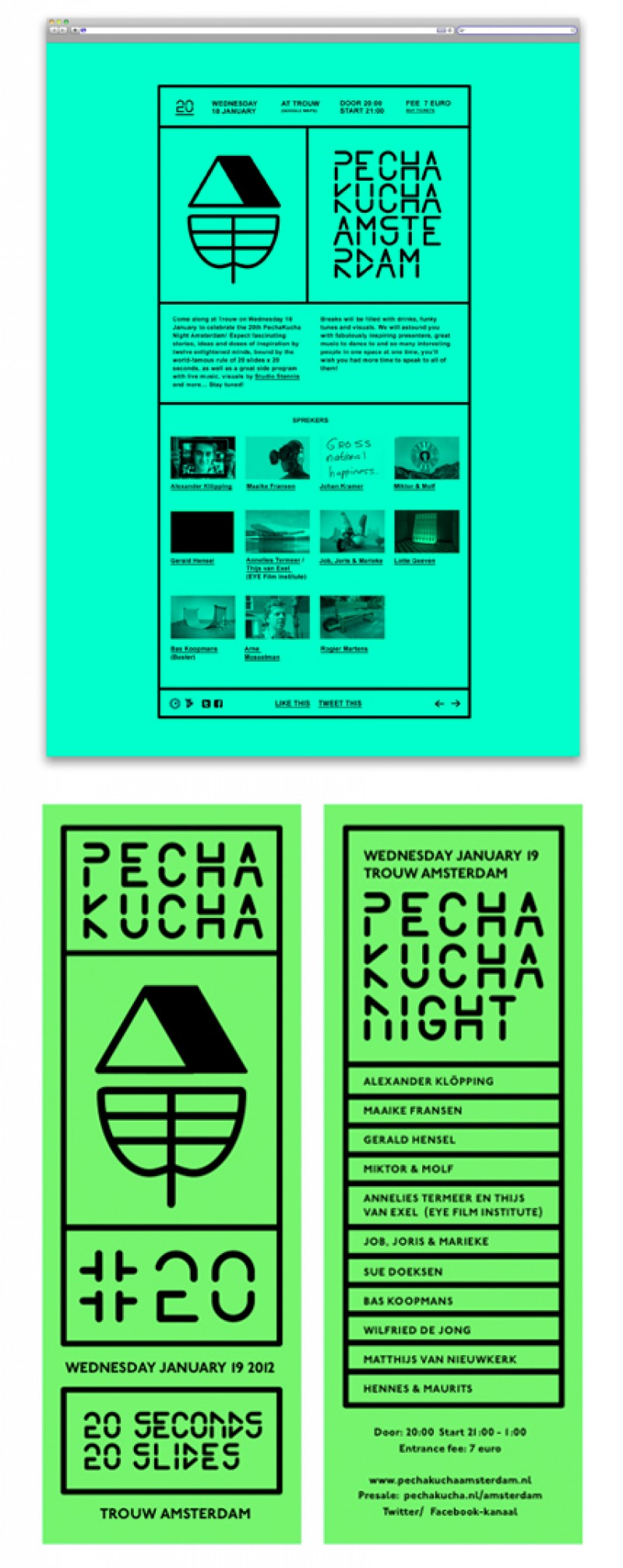 PECHA KUCHA NIGHT AMSTERDAM