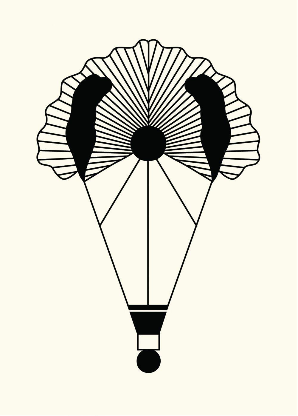 Carousel Restaurant Fruitfly prints